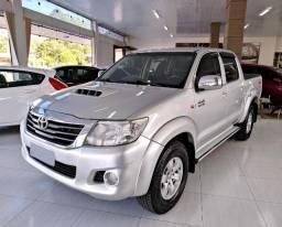Toyota Hilux SR 4x4 Diesel Automática ano 2013
