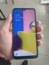 Samsung A20s sem detalhes