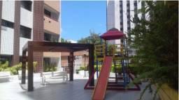 Aldeota / Nascente Total / 145 m² / mobilia fixa / 3 suítes / 3 vagas / gabinete / Dce