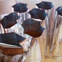 Café artesanal 100% arábica torrado e moído 500g