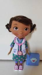Boneca doutora brinquedos Original da Disney
