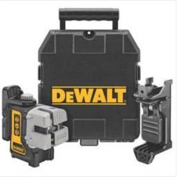 Nível Laser Auto Nivelante 4 Pontos Dw089k Dewalt, Preço Oportunidade R$ 2.000,00