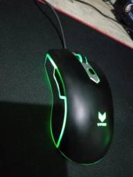 "Mouse e teclado ""teclado vai de brinde"""