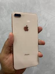 IPhone 8 Plus 64gb Gold Vitrine!!!