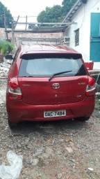 Etios 2013 completo 1.3 carro bom de tudo