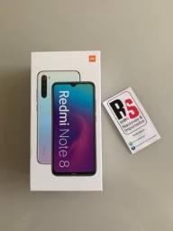 Redmi note 8 64GB / 6GB RAM / LACRADOS/ EM ARAÇUAI - MG