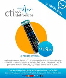 Controle remoto universal para Smart TV