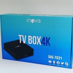 SMART TV BOX ANDROID 32GB