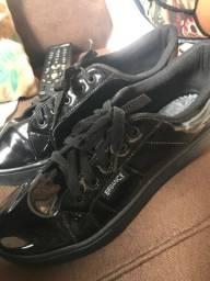 Sapato Bruance brilhante