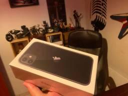 IPhone 11 - 64GB- Preto-OPORTUNIDADE