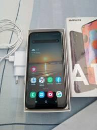Samsung Galaxy A11 64gb Novo 1.100 reais