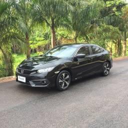 Civic EXL 2017 Impecável
