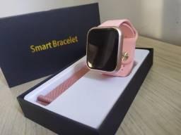 Smartwatch T80 - Super Lindo - Ótima Qualidade e Acabamento