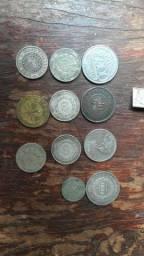 Vendo moedas Raras Preço a combinar