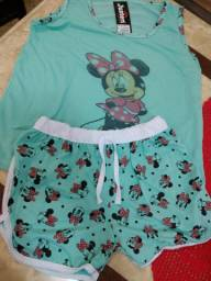Pijama regata adulto super lindo
