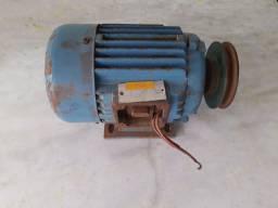 Motor elétrico 2 kwa, trifásico