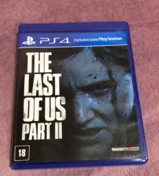 Vendo jogo The Last of Us II