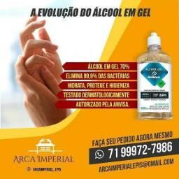 Grande Promoção de Álcool em gel
