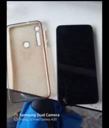 Moto one macro 64 GB pra troca em iPhone