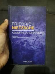 Livro de Nietzsche