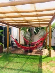 Aluga-se casa mobiliada com piscina, por temporada em CG, 200,00 a diária