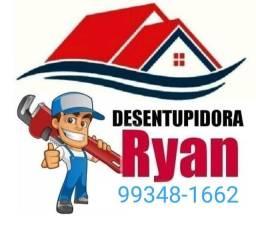 Entupiu? Trabalhamos em todos bairros de Manaus