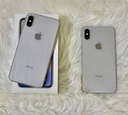 IPhone X 64Gb Silver semi novo (2 unidades)