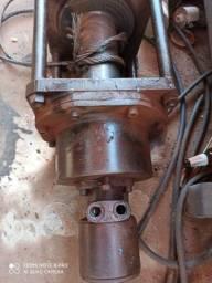 Redutor hidráulico com motor