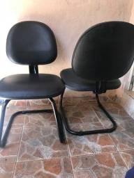 Cadeira Fixa Acolchoada - Impermeável - Qualidade