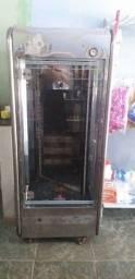 Vendo máquina de assar frango
