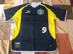 Camisa Coritiba Penalty 2002 Comemorativa Penta 93 Anos
