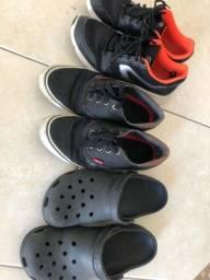 Calçados masculino tênis