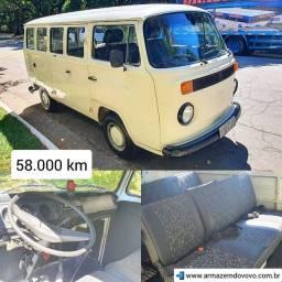 Kombi Cliper 1994 _ Único dono 58 mil km