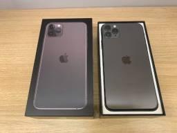 Loja Física! IPhone 11 Pro Max de 64gb Preto Verde || Impecável