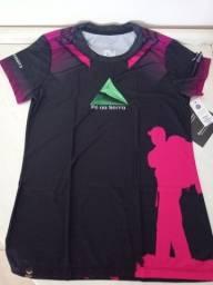 Camiseta para prática esportiva- Pé na Serra