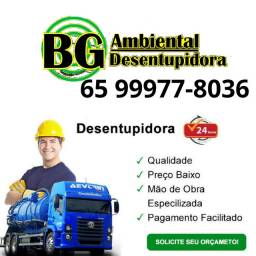 Desentupidora BG Ambiental