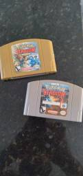Jogos Pokémon Nintendo 64