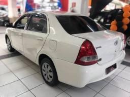 Toyota ETIOS XS Sedan1.5 Flex 16V 4p Mec. 2014/2014