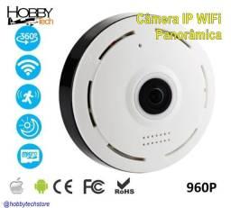 Câmera IP WiFi Panorâmica 360º 960p