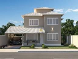 Casa com 3 dormitórios à venda, 133 m² por R$ 600.000,00 - Costazul - Rio das Ostras/RJ