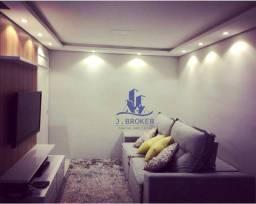 Título do anúncio: Apartamento com 2 dormitórios à venda, 48 m² por R$ 230.000 - Jardim Colonial - Bauru/SP