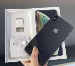 Oferta IPhone XS MaX 64GB, Preto,Novo Lacrado,12x R$375