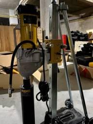 Perfuratriz REMS para furos em concreto até 300mm