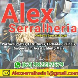 Alex serralheria