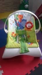 Cadeira espriguiçadeira Fisher Price