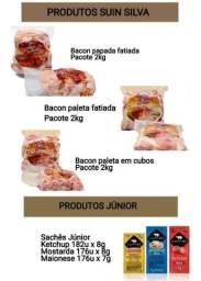 Distribuidora de bacon,queijos e bisnagas