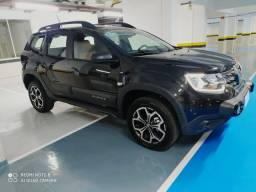 Renault Duster Iconic 2022 Preto Aut.