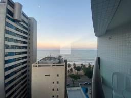 Título do anúncio: Edf Parque Atlântico- Av Boa Viagem/46M²/Andar alto/Vista mar/01 Quarto/Mobiliado/01 v...