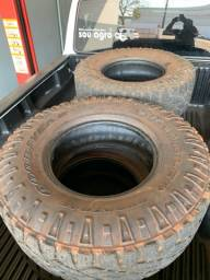 Título do anúncio: 4 pneus 285/75 R16