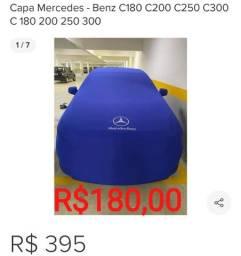 Capa para carro (Mercedes benz)